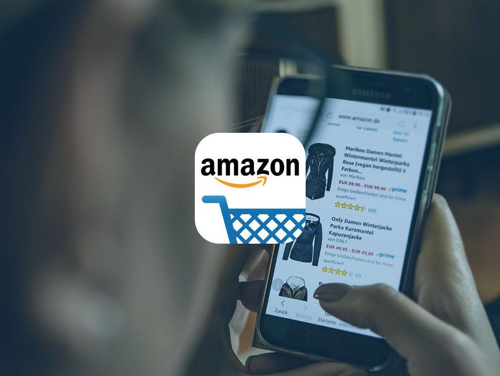 Amazon Shopping, app di compravendita di prodotti online