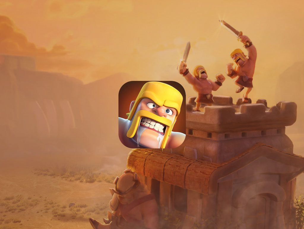Clash of Clans, app di gioco di guerra e strategia