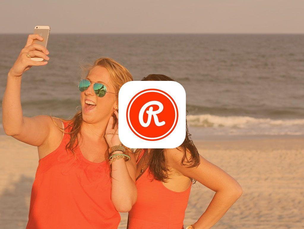 Retrica, app con più di 100 filtri per scattare selfie perfetti