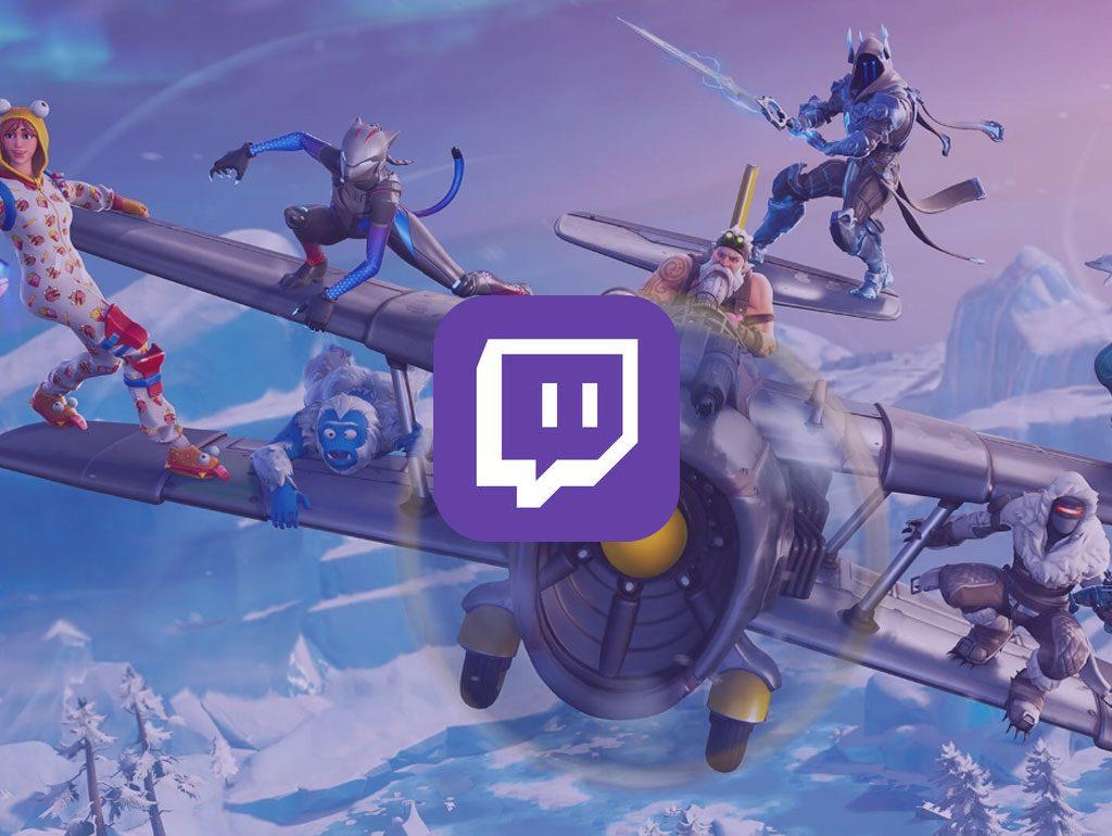 Twitch, app di livestreaming dedicata a videogames ed eSports