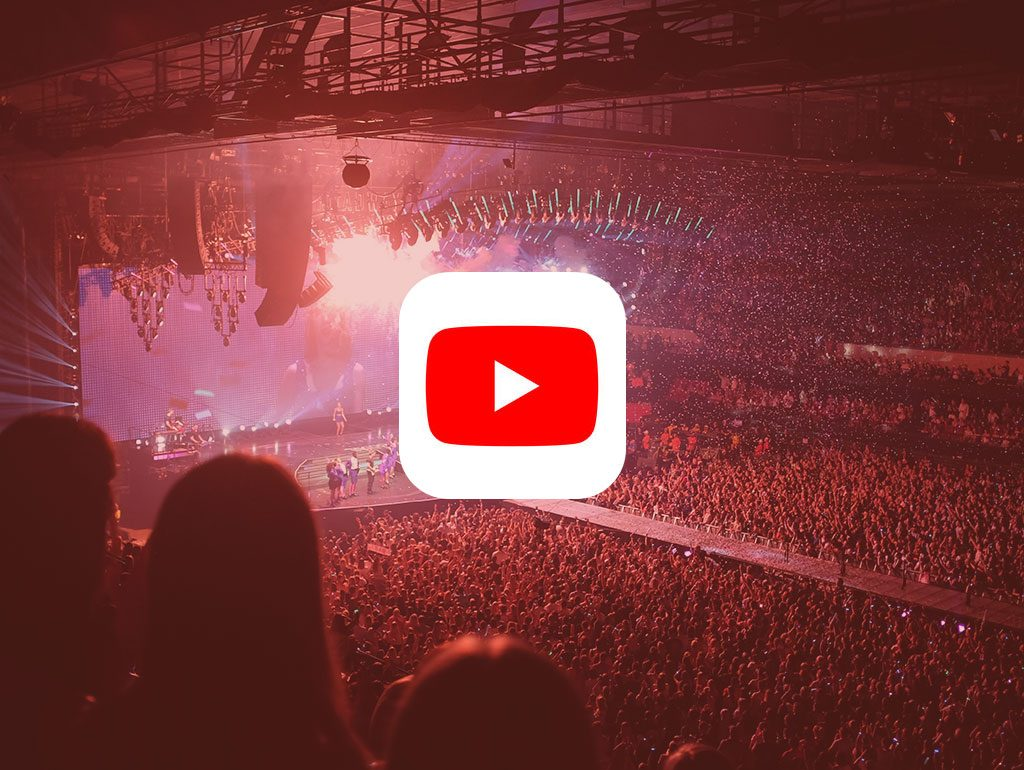 YouTube, l'app per guardare e condividere musica e video