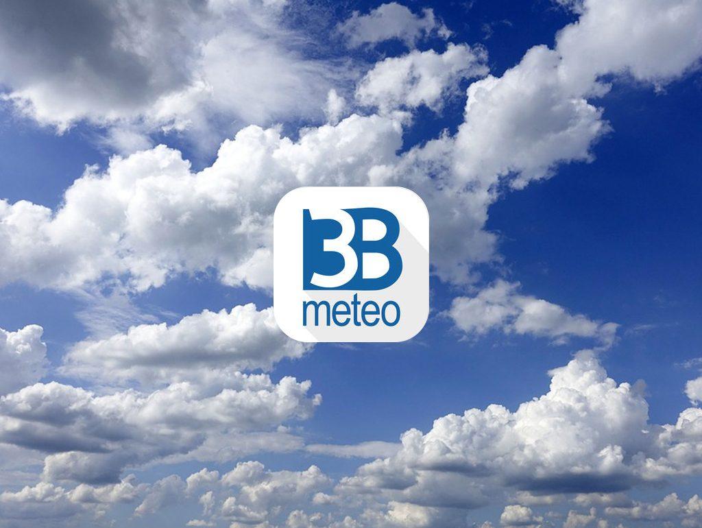 3B Meteo, le previsioni più curate ed affidabili. Scarica l'App