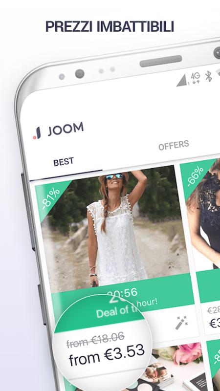 Joom, come risparmiare facendo acquisti online