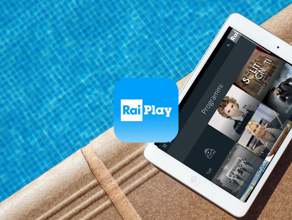 RaiPlay, rivedi i tuoi programmi Rai preferiti e guarda le dirette streaming