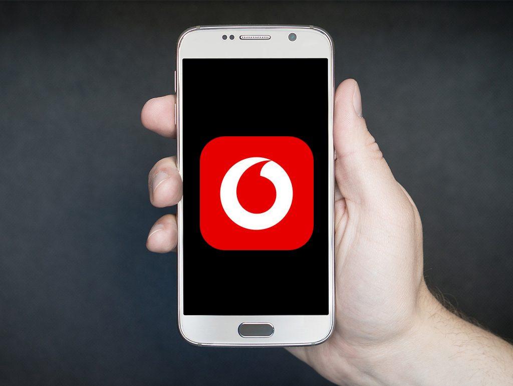 My Vodafone, scarica l'App per controllare il traffico residuo e ricaricare