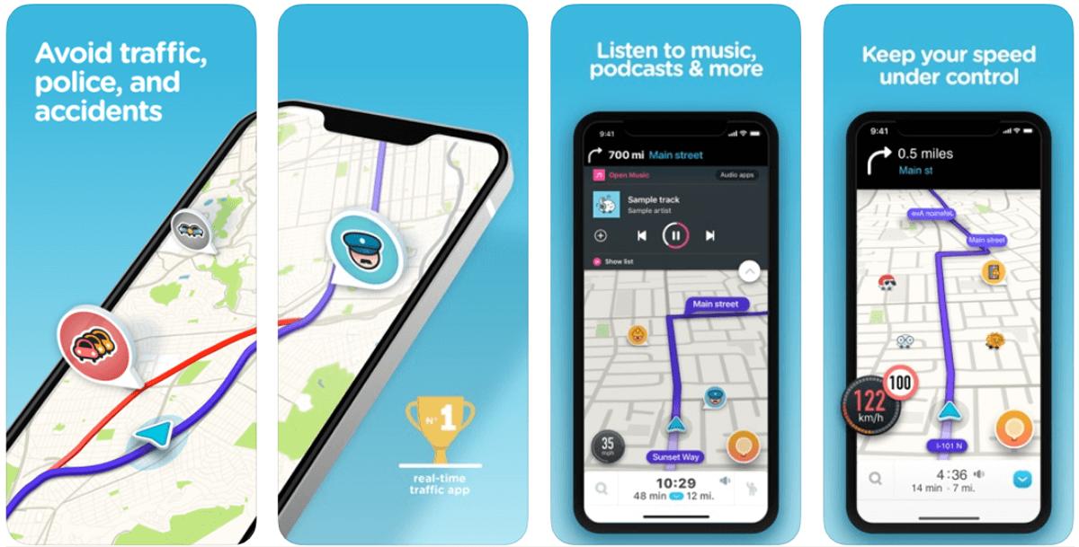 Waze, come funziona il navigatore GPS gratuito