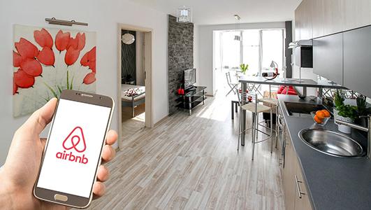 Airbnb, l'app per trovare alloggio nel mondo
