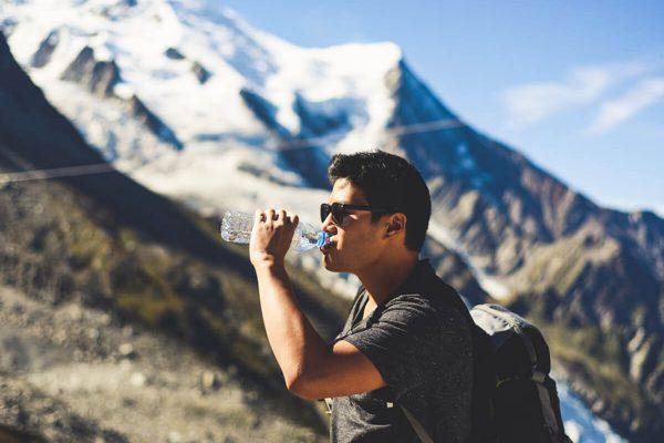 Promemoria assunzione acqua, l'app che ti ricorda di bere più acqua