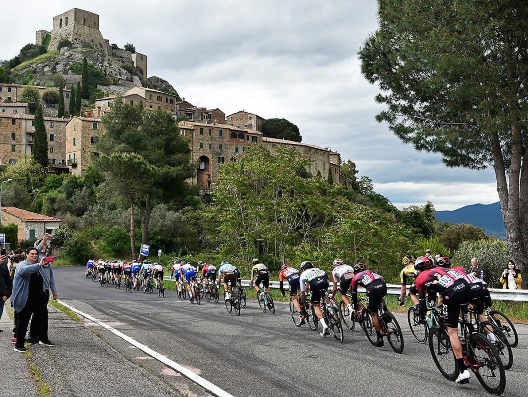 Giro d'Italia 2019, partnership tra RCS Sport e Waze