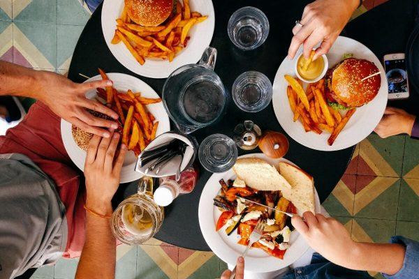 App cibo a domicilio in Italia