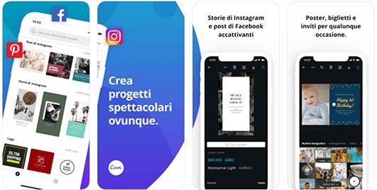 Usa Canva per creare le tue grafiche personalizzate