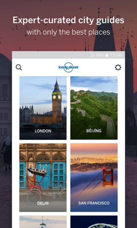 Guides by Lonely Planet, oltre 100 guide gratuite per i tuoi viaggi