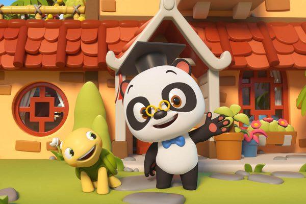 Cartoonito App, Dr Panda
