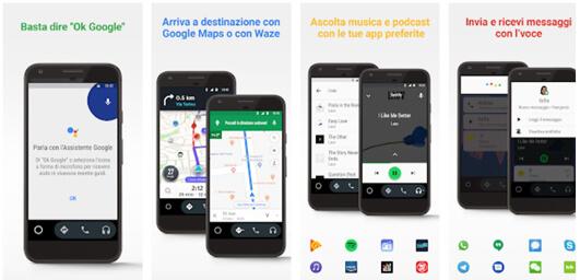 Android Auto, cos'è e come funziona