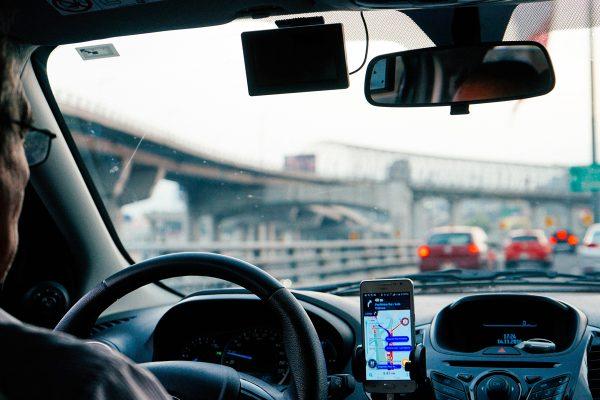 Android Auto, guida sicura