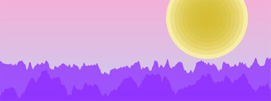 MusicScape, esempio di paesaggio