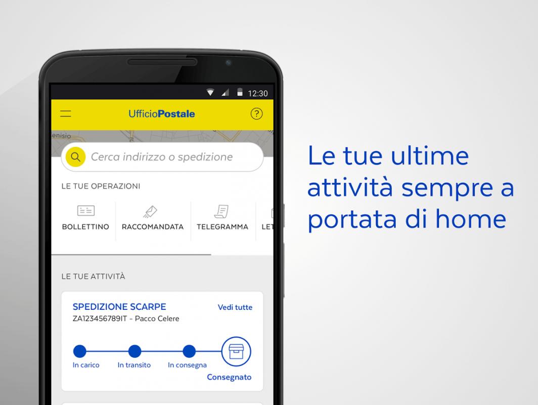 App Poste Italiane non funziona