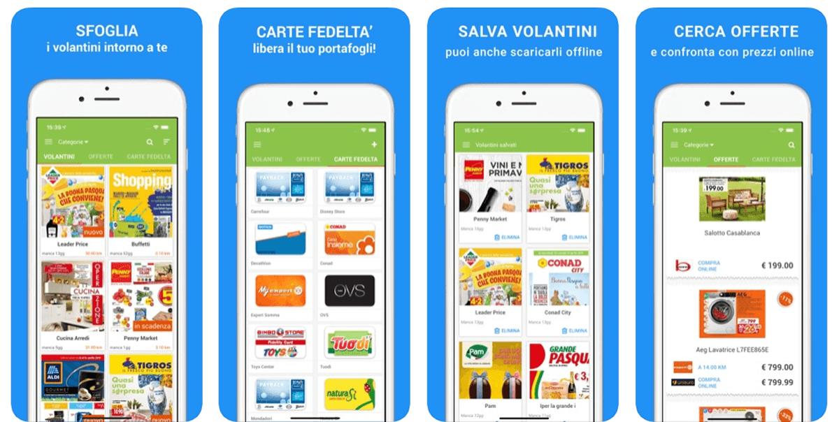PromoQui, l'app per risparmiare nella vita di tutti i giorni