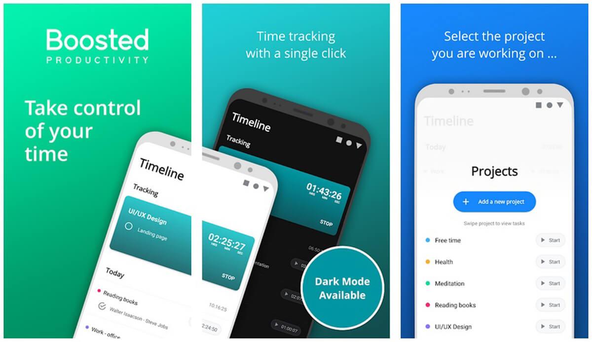 Boosted, l'app per gestire il tempo ed essere più produttivo