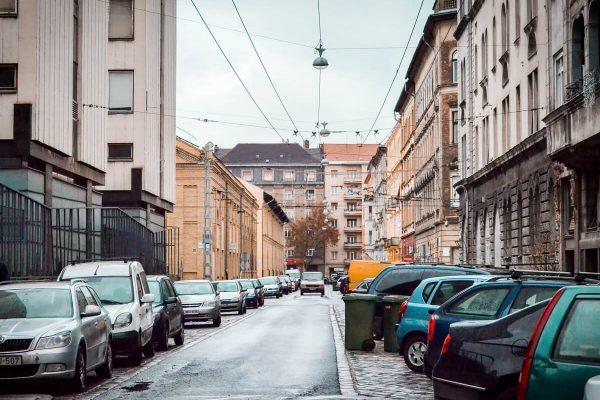 Spotter, app per parcheggio