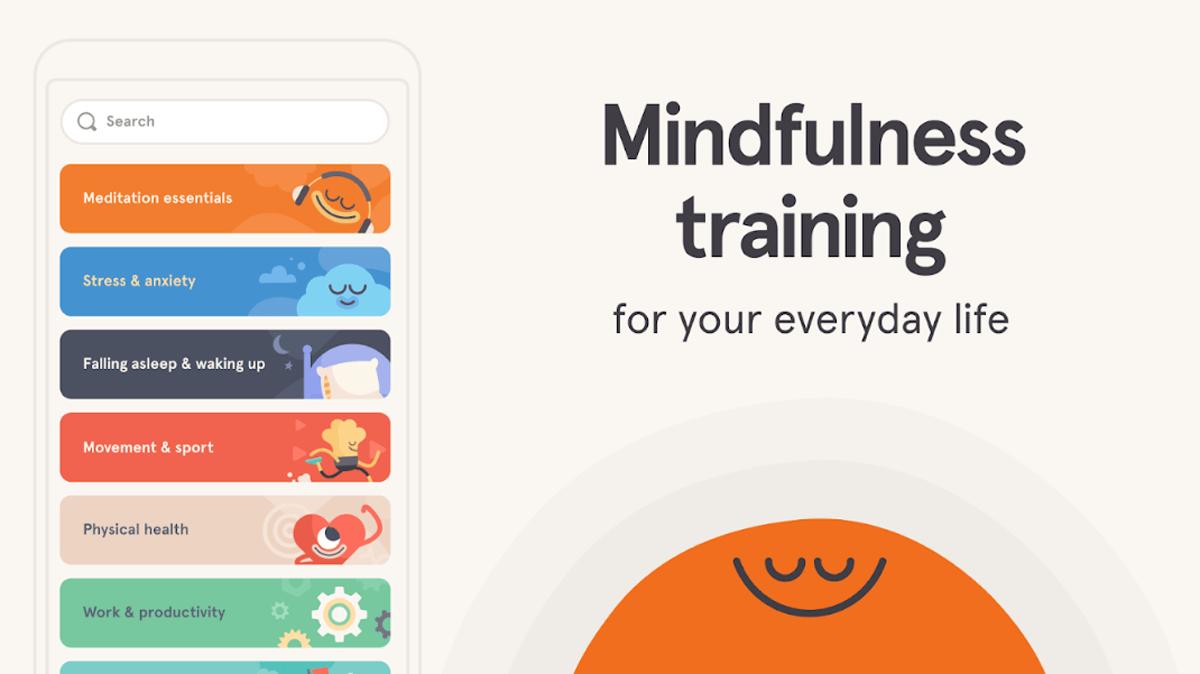 Headspace, app per meditare e vivere meglio