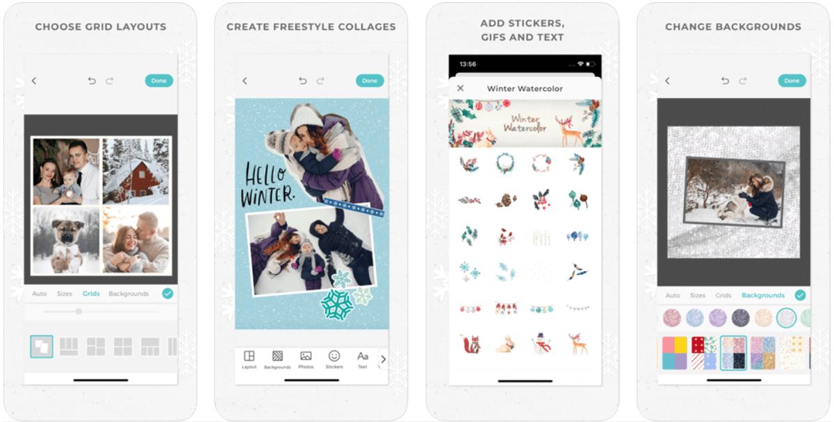 PicCollage, crea collage in modo facile e veloce