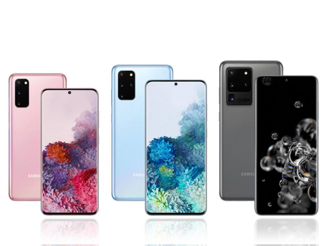 Samsung Galaxy S20, S20+ e S20 Ultra prezzo e disponibilità