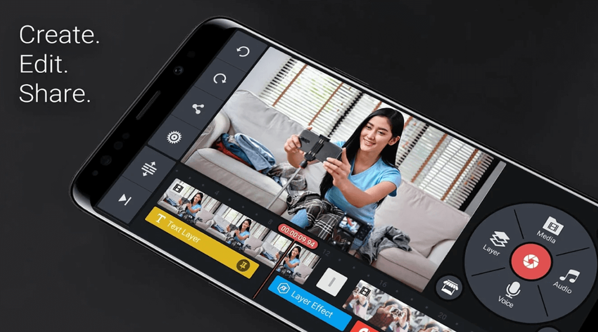 KineMaster Video Editor, app per creare video