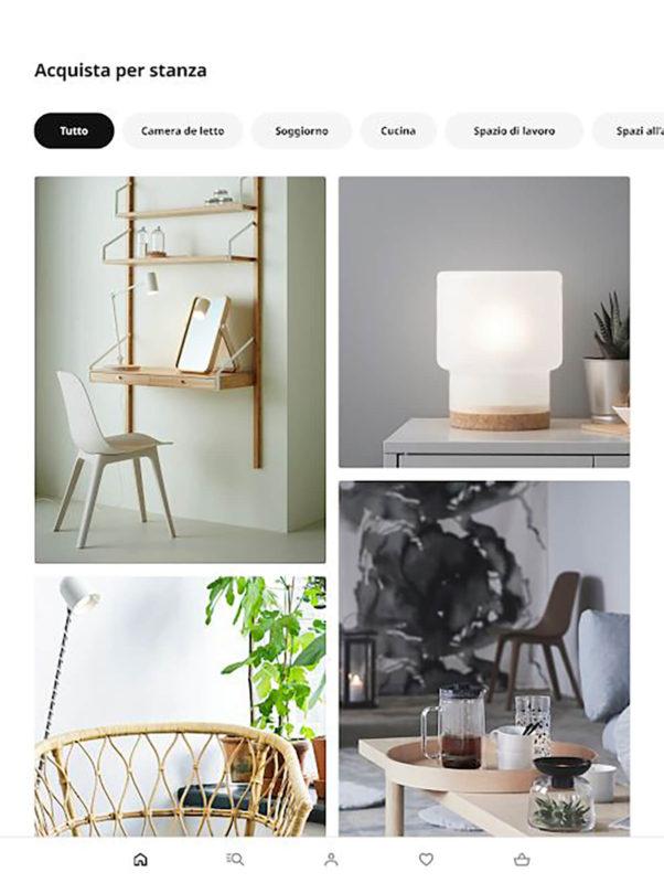 IKEA, applicazione per arredare casa